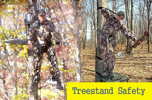 10 Tree Stand Safety Tips