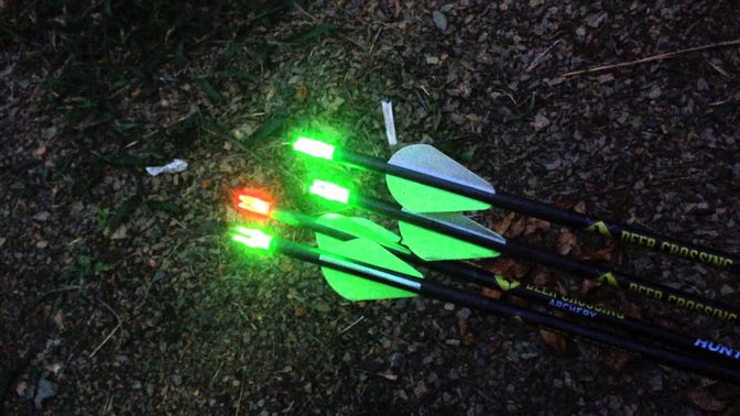 lighted nock - Exploring Your Bow Imperfections
