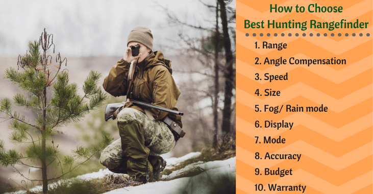 How to Choose the Best Hunting Rangefinder