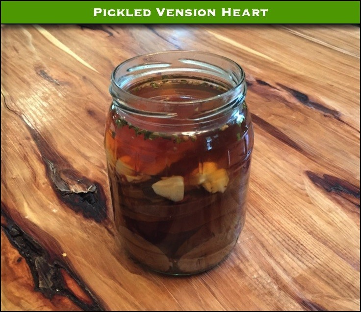 Pickled Deer-Heart Recipe