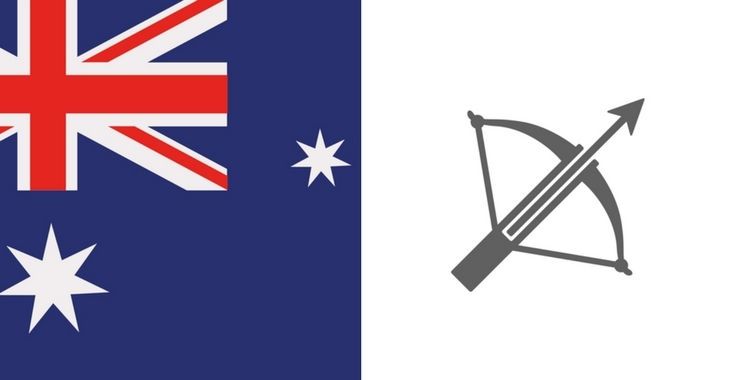 Austrailia legal - crossbow
