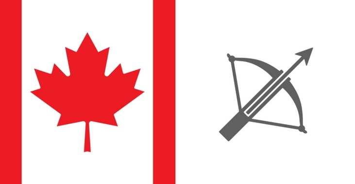 Canada legal - crossbow