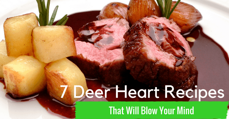 Deer Heart Recipes