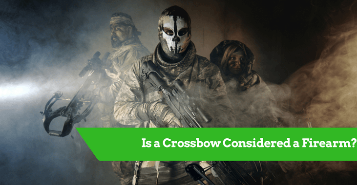 Is a Crossbow Considered a Firearm?