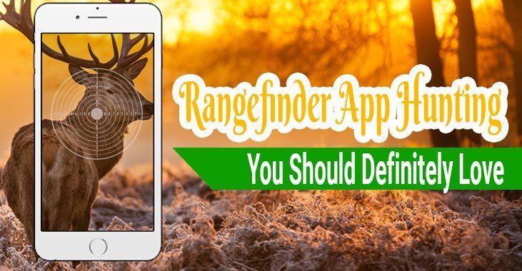 Rangefinder App Hunting