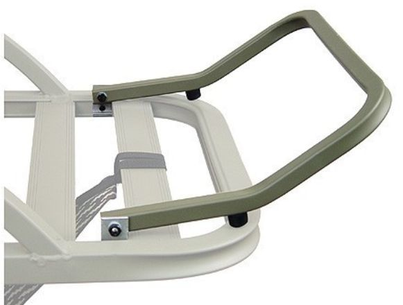 ladder stand footrest