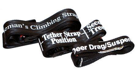 Hunter Safety System Ultralite Flex Harness Straps