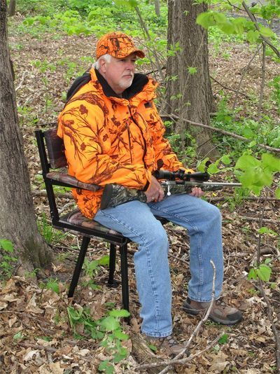 Smith Works Outdoors ComfortQuest Sport Chair - Comfortable armrest