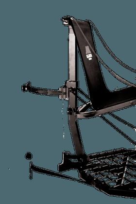 M150 Seat adjustment