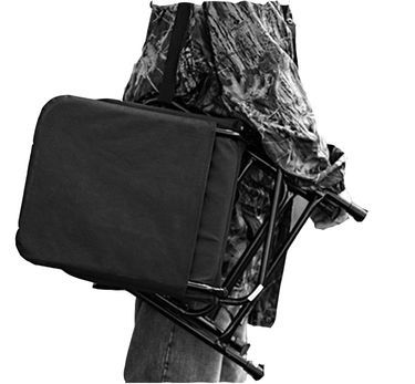 portable ground blind chair