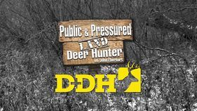 Public & Pressured Land Deer Hunter with John Eberhart