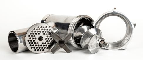 Backup accessories for meat grinder