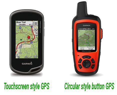 Ease of use GPS