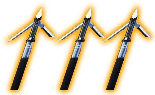 mechanical broadheads