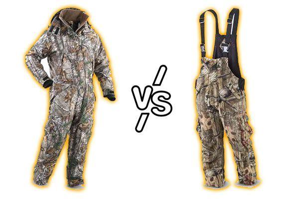 Hunting Coveralls vs. Hunting Bibs