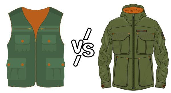 Hunting Vest Vs. Hunting Jacket