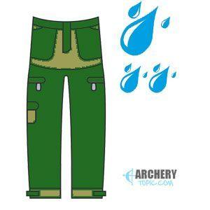 Quick druy pants