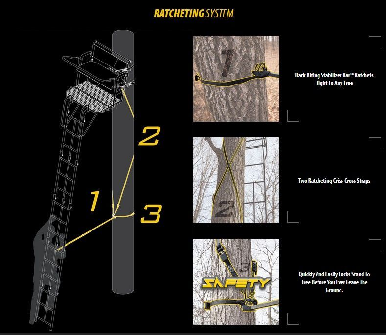 Ratcheting System
