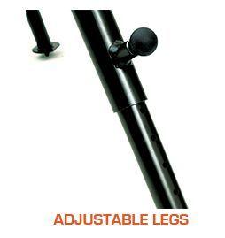 adjustable legs