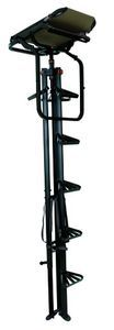 easy to set up - Millennium Treestands T100 10 ft. Aluminum Tripod Stand