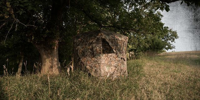Size - Ameristep Care Taker Ground Blind