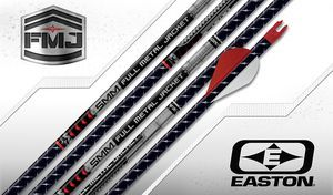 Easton 5mm FMJ Arrows