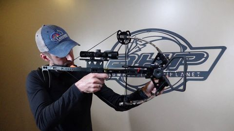 Mini In-Line Vertical Crossbow
