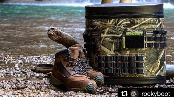 Al Quackenbush - boots