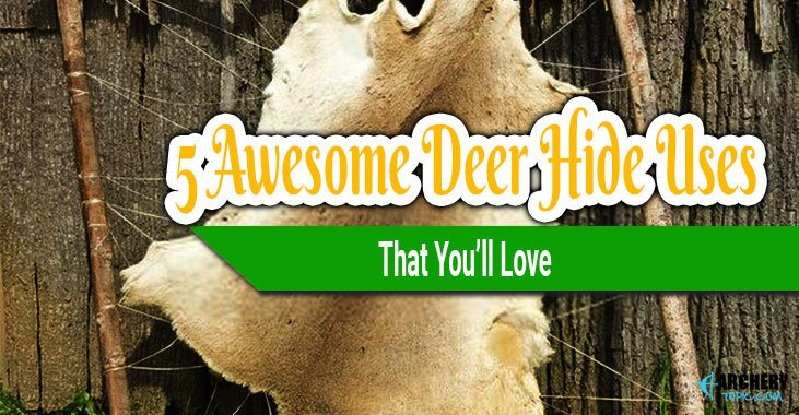 deer hide uses