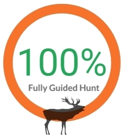 fully guided hunt