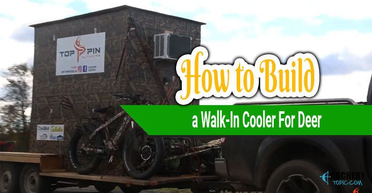 How To Build A Walk-In Cooler For Deer
