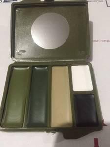 compact form face paint