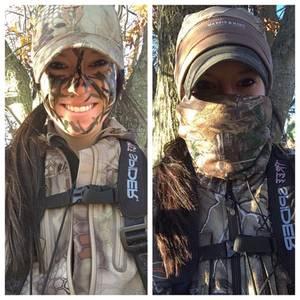 face paint vs face mask