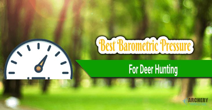 Best Barometric Pressure for Deer Hunting